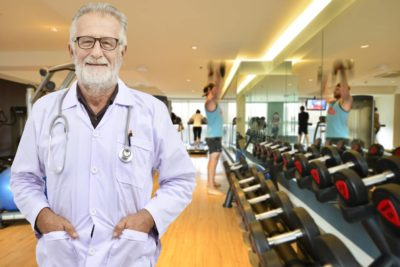 Discounted gym memberships with your health insurance