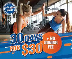 Plus Fitness Offer June 2021